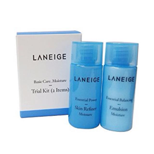 laneige basic care Trial Kit