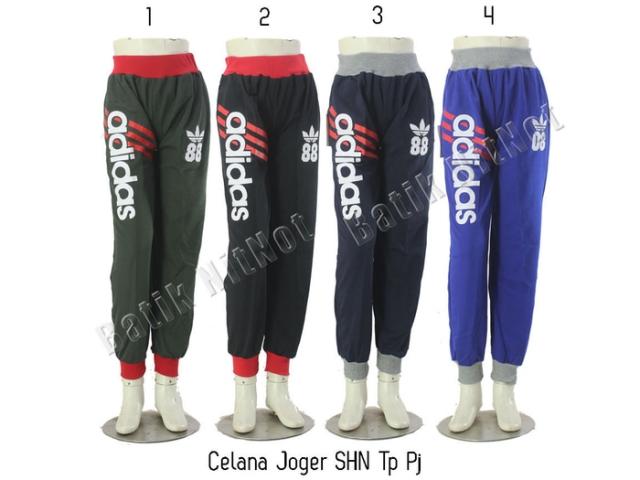 Celana Jogger Putih3 - Daftar Harga Terbaru dan Terlengkap Indonesia 437f09c48593c
