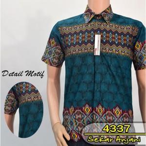 Jual Kemeja Batik - Baju Seragam Batik - Baju Batik - Hem Batik 4024 ... e5b1ddd331