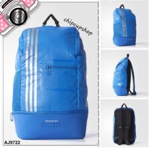 d54770f462 tas punggung tas ransel tas sekolah backpack adidas original Climacool blue