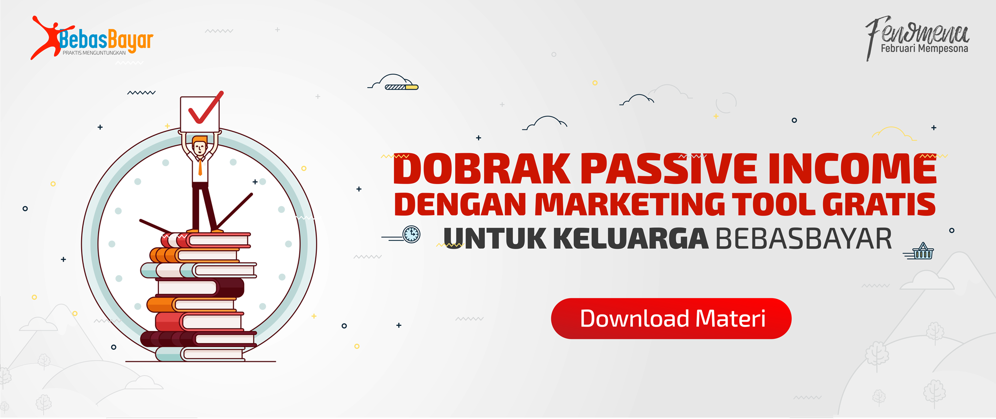 Dobrak Passive Income dengan Tools Marketing Gratis