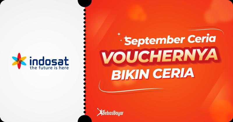 Voucher Indosat Bikin Hemat Setiap Waktu !