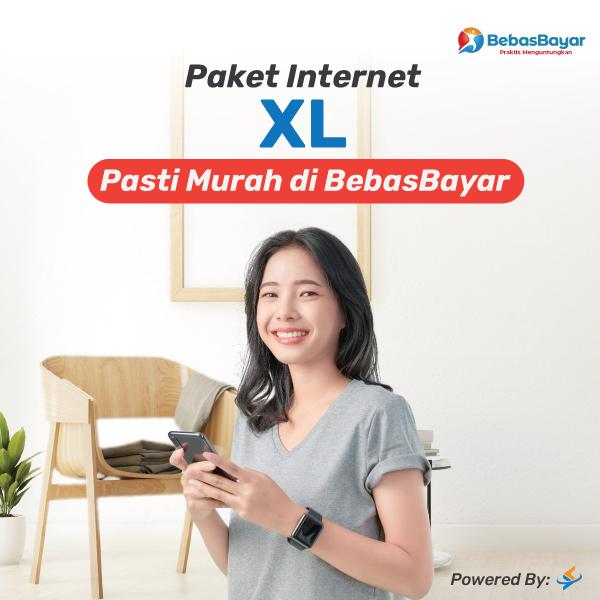 Daftar Harga Paket Internet XL Terbaru dan Termurah di Tahun 2021