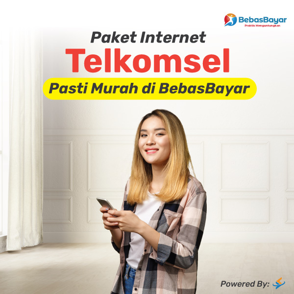 Paket internet telkomsel 4G harian dan bulanan harga termurah 2021
