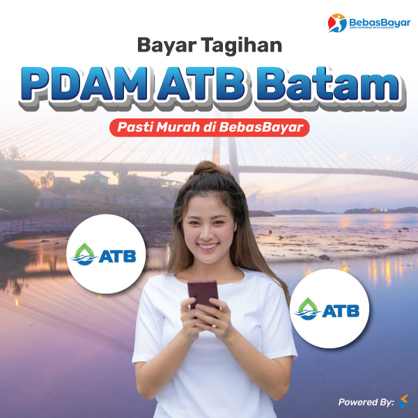 Cek Tagihan PDAM ATB Batam dan Bayar Secara Online di BebasBayar