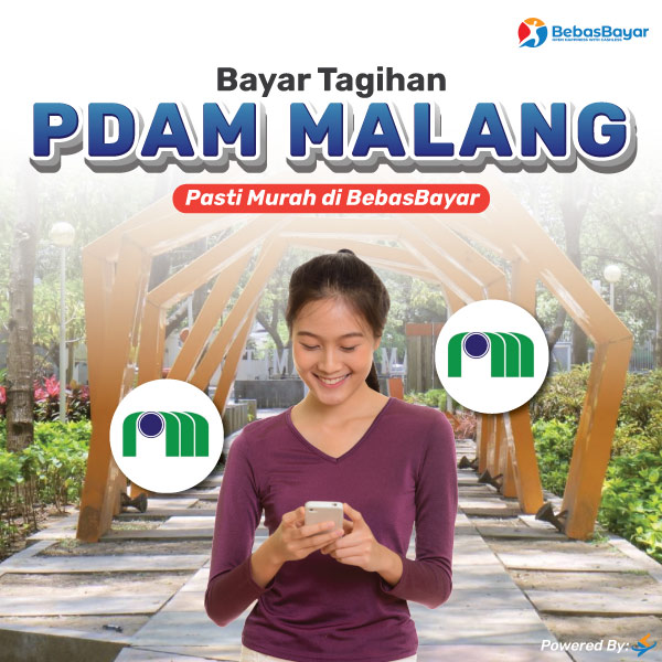 Cek tagihan pdam Malang dan bayar bisa melalui online - BebasBayar