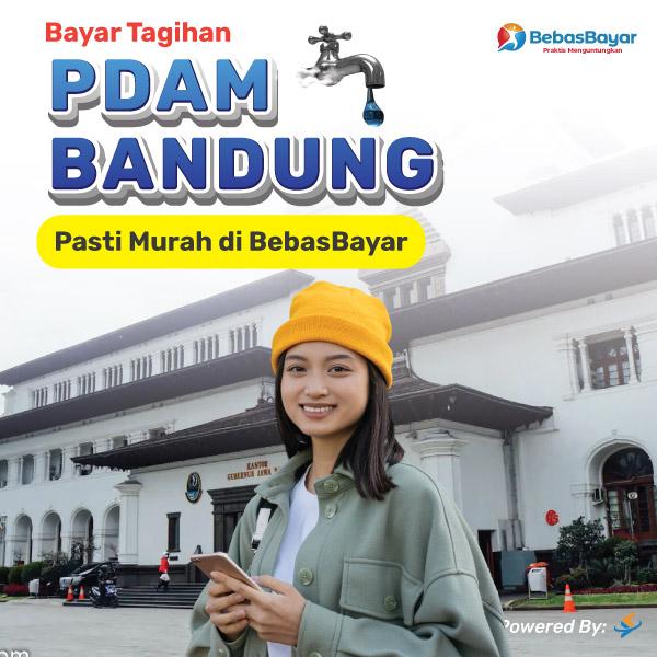 Cek Tagihan PDAM Bandung dan Bayar Online - BebasBayar