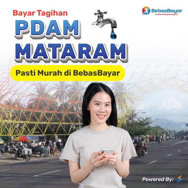 cek tagihan pdam Mataram dan bayar bisa melalui online - BebasBayar