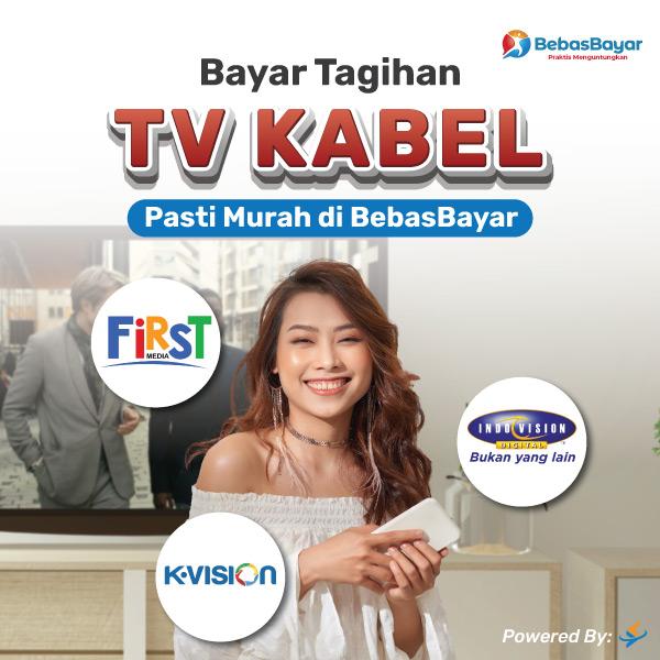 Cek tagihan TV Kabel Berlangganan