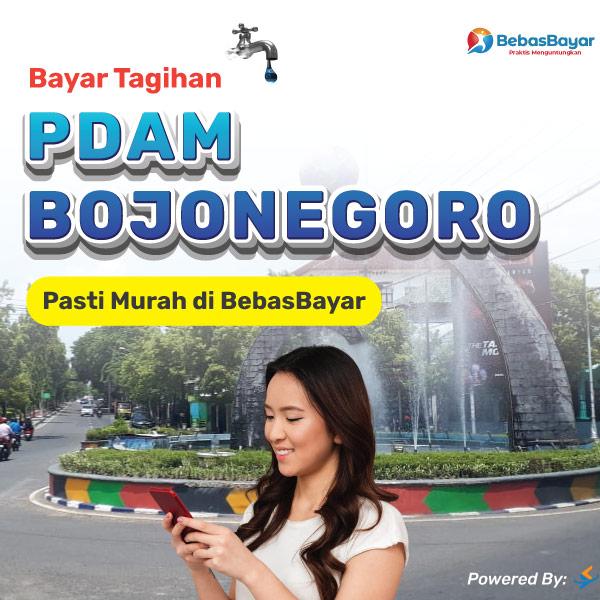 cek tagihan pdam Bojonegoro dan bayar bisa melalui online - BebasBayar