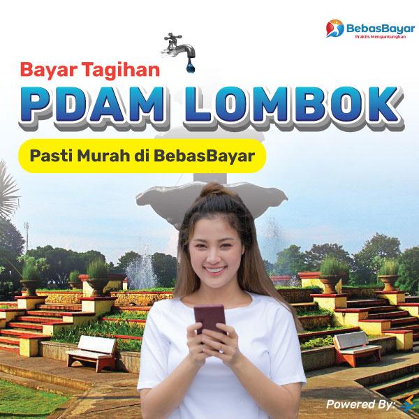cek tagihan pdam Lombok dan bayar bisa melalui online