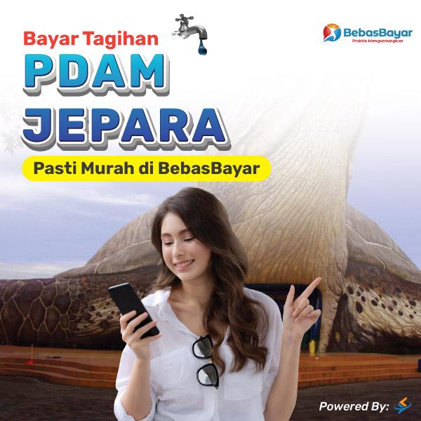 cek tagihan pdam Jepara dan bayar bisa melalui online - BebasBayar