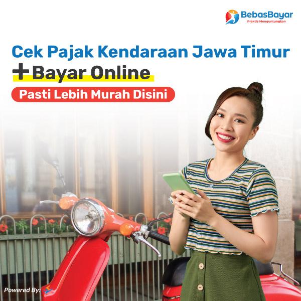 Cek Pajak Kendaraan Jawa Timur dan Bayar Online Terbaru