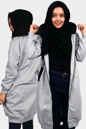 Jacket Cewek Hijacket Terbaru