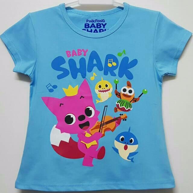 Kaos Anak Karakter Baby Shark Beli Sekarang. Previous  Next b9096267a4