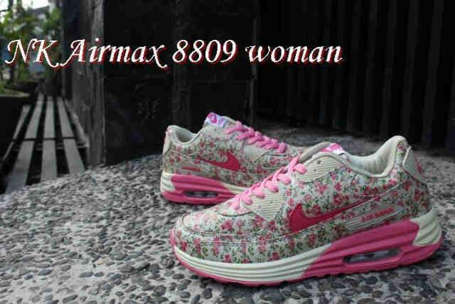 Jual sepatu air max flower Oleh Zacky Putra di Bandung - Winmarket Shop 3ab1ef2582