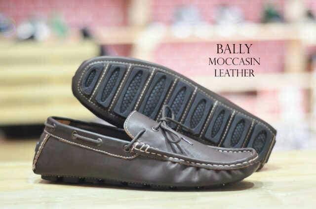 Jual Sepatu Santai Bally Mocasin Oleh Zacky Putra di Bandung ... 4497e6c325