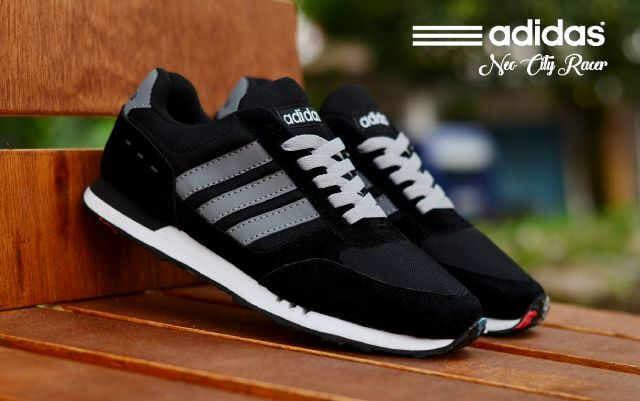 ... australia new seller sepatu pria casual jogging adidas neo city racer  138e2 d368c 94e4ff91de