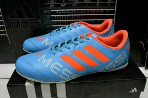 Free Bonus Sepatu Murah Olahraga Putsal Adidas Messi Quality Impor -  Orange- 39 475c496d52