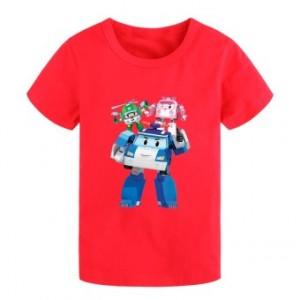 ... Biru Source · Baobao baru anak laki laki leher bulat t shirt 01 Hong