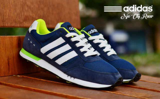 ... promo code for new promo sepatu casual pria adidas neo city racer 98b25  4c5dc a5010b1dd2