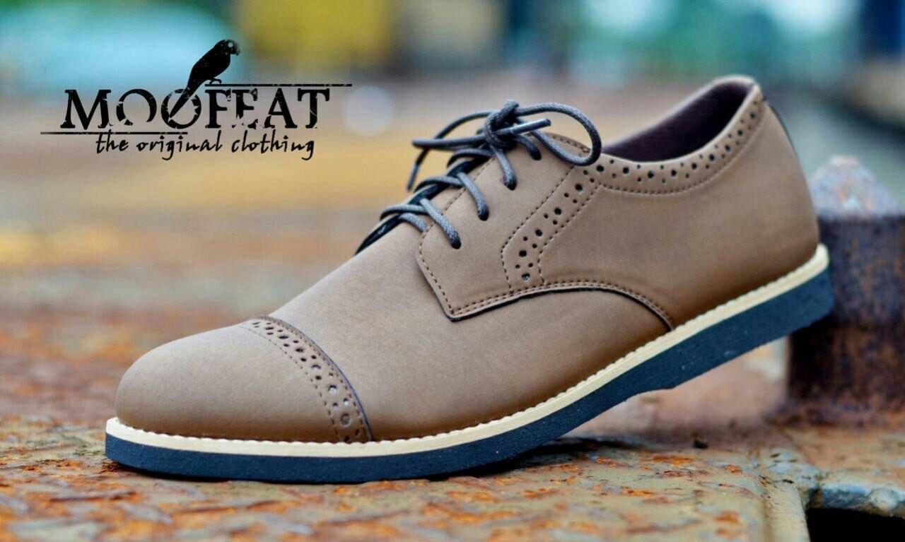 Jual Sepatu Pesta Santai Pria Moofeat Casual Import Oleh Dyah Kasual Sneaker Bandung