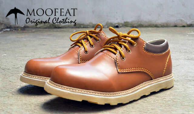 Jual sepatu pria casual boot moofeat original tan Oleh Dyah ... 0dbcdf73dd