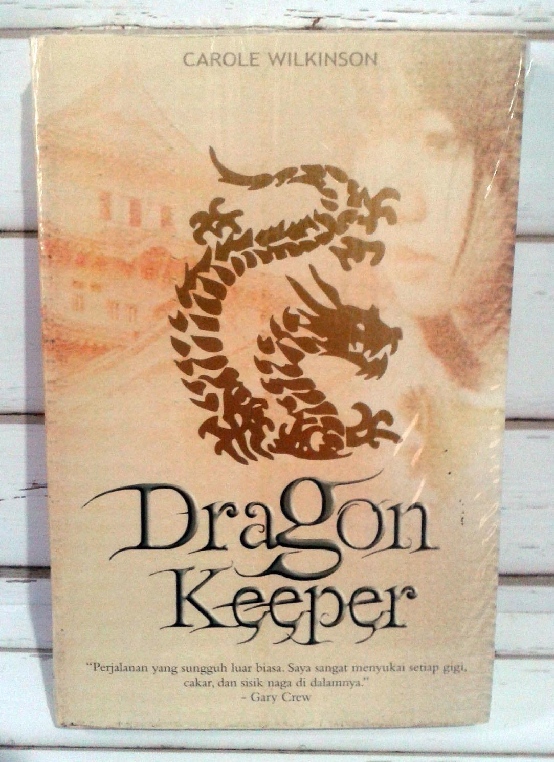 the dragon keeper carole wilkinson