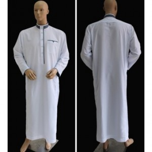 The Muslim New Robes of the Middle East Men's National Costume, theArab Islamic Garment Trade - intl