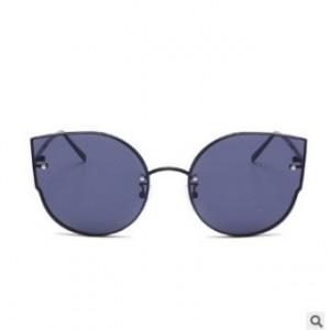 Nama besar versi Korea dari ledakan model kacamata hitam wanita kacamata hitam kacamata hitam