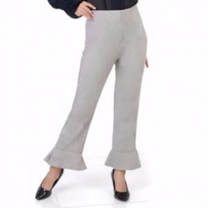 Ace Fashion Axel Cullote Pants - Celana Kulot Wanita - Grey;;;;