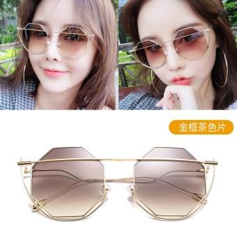 Jual Elegan Shishang bintang model kaca mata baru kacamata hitam ... fa782d7478