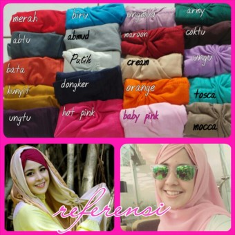 ... Harga Mysha Hijab Ciput Arab Mix 11 By Elc Get 3 Pcs Terbaru 2018 Source