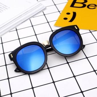 Versi Korea dari anak laki-laki dan perempuan kacamata anak-anak kacamata hitam kacamata hitam