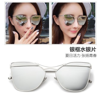 SHININGSTAR perempuan ayat yang sama Shishang kaca mata baru kacamata hitam  kacamata hitam 81906603f4