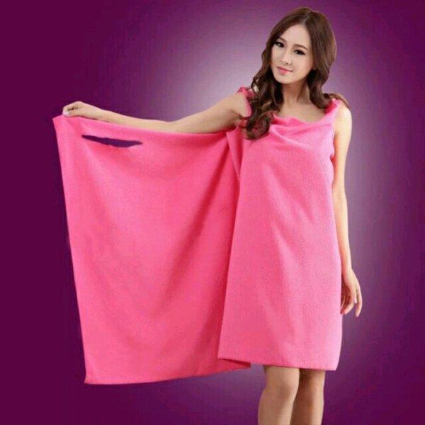 Baju Handuk - Wearable Towel - Handuk Multifungsi Kimono BELI SEKARANG