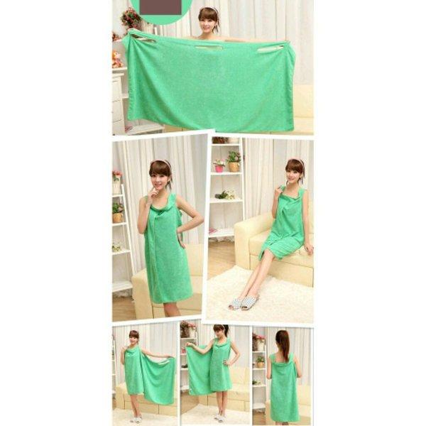 Baju Handuk - Wearable Towel - Handuk Multifungsi Kimono