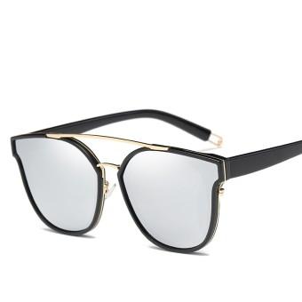 Pantai musim panas perjalanan keren kaca mata mode kacamata hitam kacamata hitam