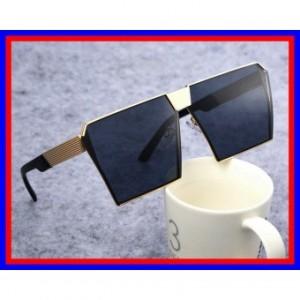 Retro perempuan merkuri Colorful Sunglasses reflektif kacamata hitam 951e92e9cb