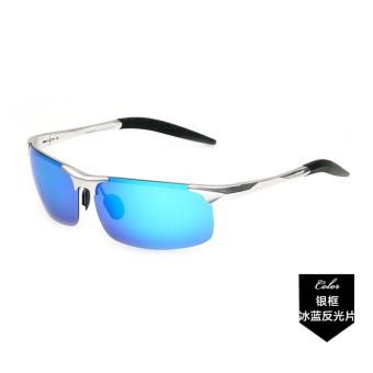 Masuknya orang dilengkapi dengan miopia kacamata hitam laki-laki  terpolarisasi si ji jing Sunglasses ed604f907e
