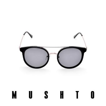 Matahari retro perempuan SHININGSTAR model double-beam kacamata hitam Sunglasses