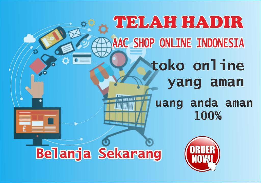 aac shop online indonesia