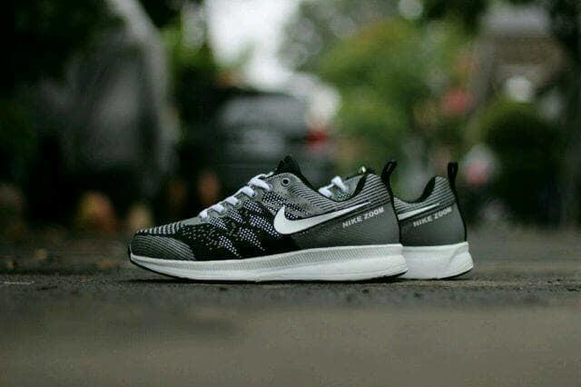 New Product!!! sepatu murah casual nike zoom for men impor terlaris - Abu-abu  Muda- 39 416c9164b1