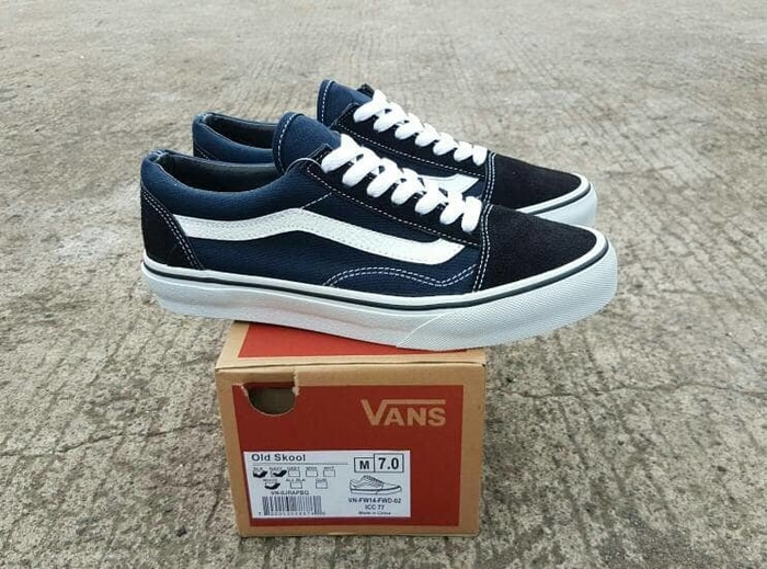 New Product sepatu murah vans Old skool premium BNIB made in cina.