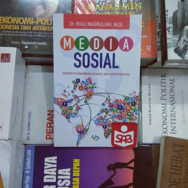 Media Sosial Perspektif Komunikasi - Rulli Nasrullah